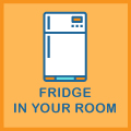 Fridge In Your Room